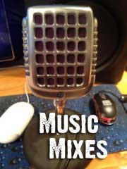 Music Mixes microphone image